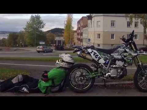 50STUNT.COM Video Competition, Niklas Sandell, Insane Supermoto Video!