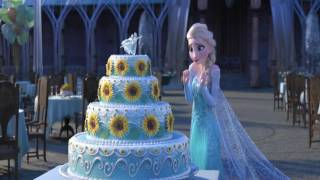 Frozen Fever 2015 x264 720p BRRiP {Dual Audio} Hindi 2 0   English 2 0 Exclusive By DREDD Sample