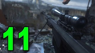 Modern Warfare Remastered - Part 11 - One Shot, One Kill (Sniping Mission)