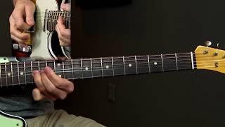 Mean Slow Blues Solo Lesson  in E Podcast 125