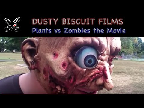 Plants vs. Zombies the MOVIE Fan Made