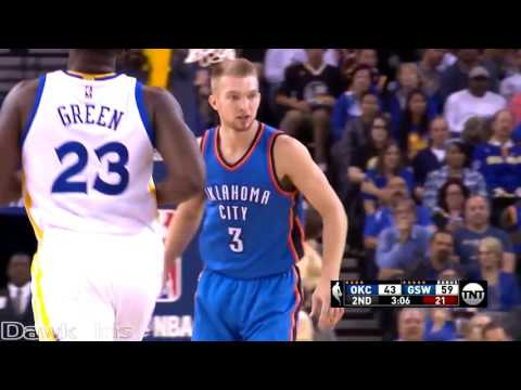 Kevin Durant vs Russell Westbrook FIRST Duel 2016 11 03   Westbrook With 20 Pts, 10 Ast, KD With 39!