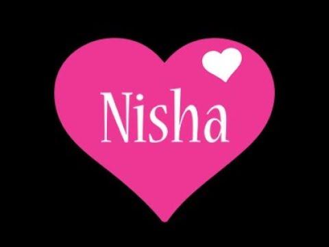 Xxx Mp4 💟Nisha Name Video💟 Nisha Ali Trending Whatsapp Status Videos NA 3gp Sex