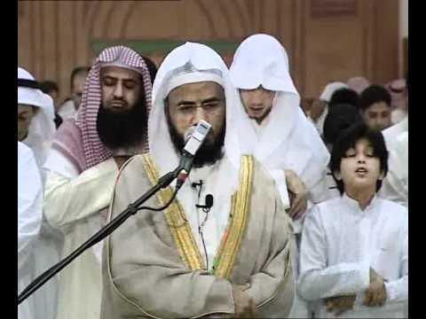 1 3 الشيخ الشاطري يوم 29رمضان1431 يرفع لأول مرة صوت رائع