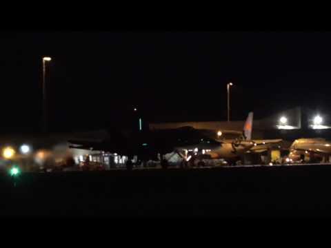 RAAF Mass Hornet Launch At RAAF Williamtown (Dawn Strike)