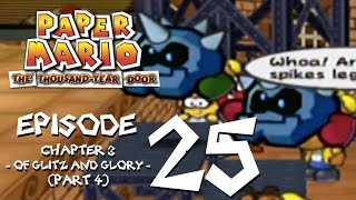 Let's Play Paper Mario: The Thousand-Year Door - Episode 25 - Cold Masked