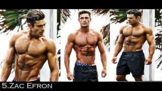 TOP 10 Sexiest Fitness Male Actors 2016 ? Hollywood got Aesthetic