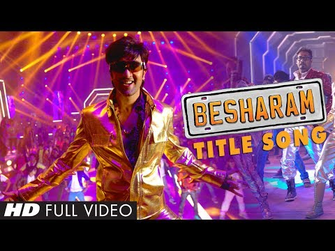 Xxx Mp4 Besharam Title Song Full Video HD Ranbir Kapoor Pallavi Sharda 3gp Sex