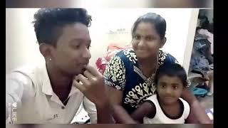 Tamil cute Dubsmash ( Vaseegara, I Movie