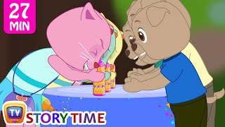 The Magic Bottle Prank | Cutians Cartoon Comedy Show For Kids | ChuChu TV Funny Prank Videos