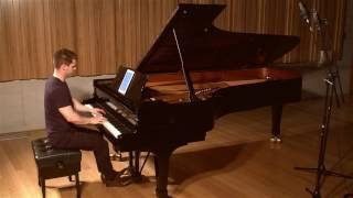 'The Departure' by Michael Nyman - performed by Nicholas Bostock