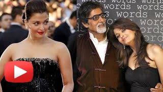 Bollywood's Most Controversial - Aishwarya Rai Bachchan's Chain Of Controversies | PART II