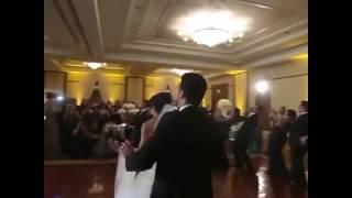 کلیپ رقص عروس و داماد شاد و جذاب