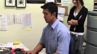 I.T Help Desk Officer - English