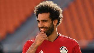 Mohamed Salah on Egypt bench for World Cup clash vs. Uruguay