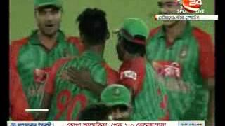 ভারত বধের নায়ক মুস্তাফিজুর রহমান - CHANNEL 24 VIDEO