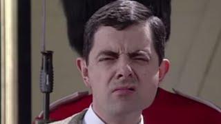Mr. Bean - Guard Picture