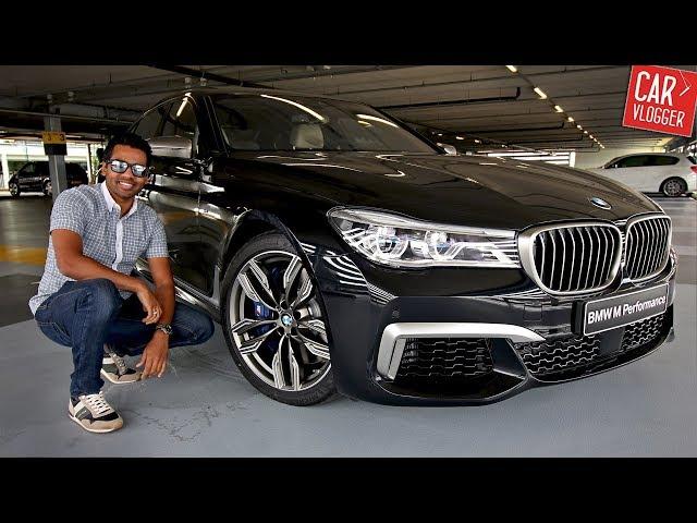 INSIDE the NEW BMW M760Li xDrive 2017 | Interior Exterior DETAILS w/ REVS