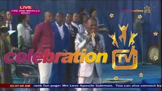 AUGUST FIRE AND MIRACLE NIGHT 2016 - Apostle Johnson Suleman