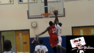 6'6 Kurt Hall Official Junior Year Mixtape; Top Wings In IL(Class Of 2014)