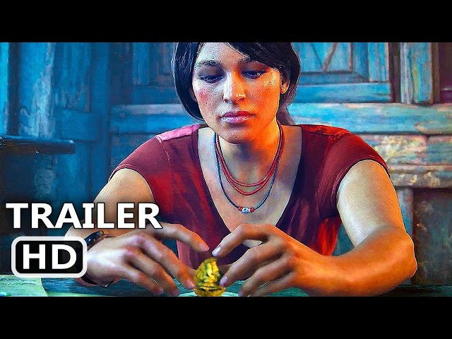 PS4 - Uncharted The Lost Legacy Cinematic Trailer (2017)
