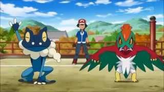 Satoshi (Ash) vs Shōta (Double Battle) Full Fight - Pokémon X & Y Episode 73