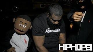 Peanut Live 215 Exclusive HipHopSince1987 Freestyle