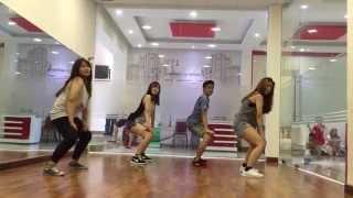 150628 Ain't A Party - Zodiac dance cover Waveya choreography