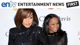 WHITNEY HOUSTON: Giving All Her Money to Bobbi Kristina, None For Bobby Brown: ENTV