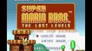 SNES Longplay [034] Super Mario All-Stars - Super Mario Bros - The Lost Levels