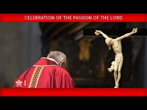 Xxx Mp4 Pope Francis Celebration Of The Passion Of The Lord 2019 04 19 3gp Sex