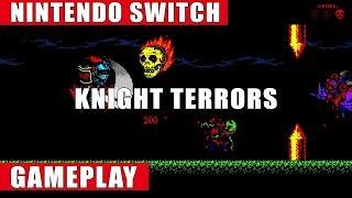 Knight Terrors Nintendo Switch Gameplay