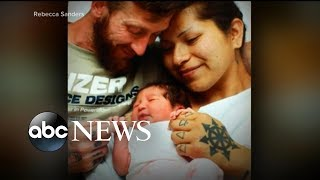Newborn reunited with parents after being taken by Native American tribe