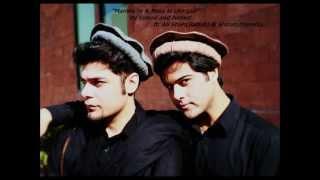 Pa Poza De Chargul(cover) by Ismail and Junaid ft. Ali Shah(Rabab) & Shiraz(Djembi)