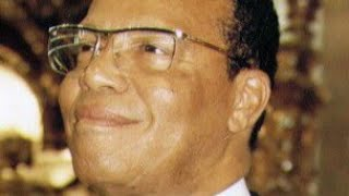 DIVINE ADVICE FOR LOUIS FARRAKHAN (My Older Brother)......