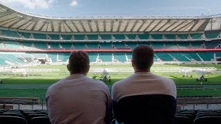[Série] Terrain Favorable - Épisode 3 : Coaching avec Wilkinson à Twickenham