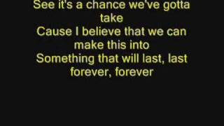 Crush~David Archuleta ( with lyrics )
