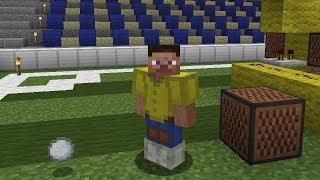 La La La (FIFA World Cup 2014) - Minecraft Note Block Song