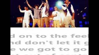 Up All Night - One Direction (with lyrics)