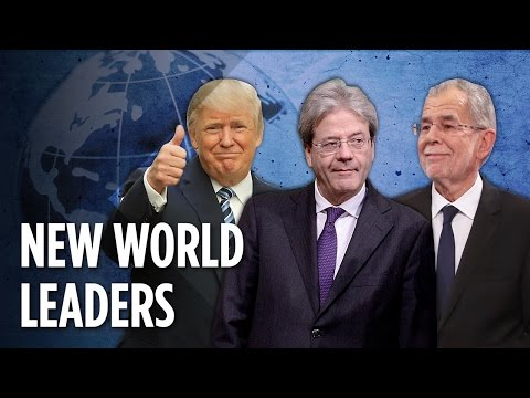 Who Will Lead The Western World