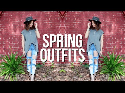 Spring Outfits 2014
