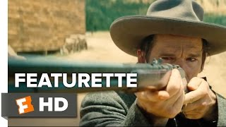 The Magnificent Seven Featurette - The Sharpshooter (2016) - Ethan Hawke Movie