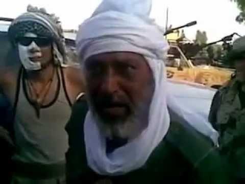 حوار بين الثائر بشير بوظفيرة و الشاعر عمر اشكال
