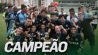 CAMPEÃO! Bastidores - Goiás 1x0 Vila Nova - Copa Goiás Sub-15