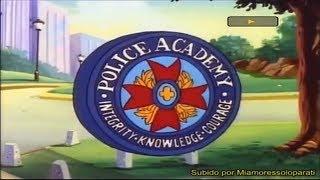 Loca academia de policia la serie animada - 1988 - intro / opening