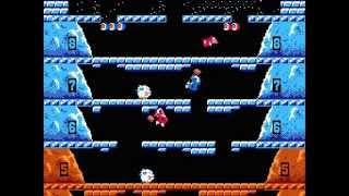 Ice Climbers 2 player mode
