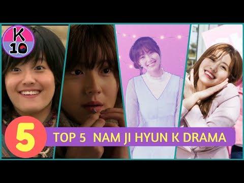 TOP 5 NAM JI HYUN KOREAN DRAMA
