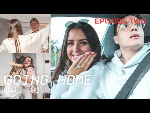 Surprising My Family In Australia After A Year Apart Going Home Part 2 Episode Two