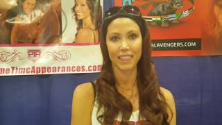 Exclusive interview with actress Shannon Elizabeth