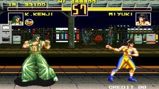 Fight Fever [Arcade] - play as Karate Kenji
